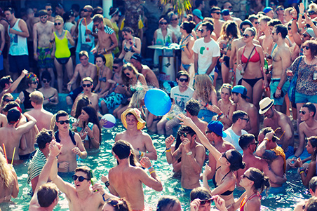 Summertime Pool Party