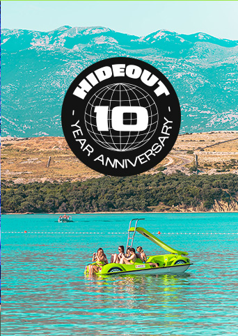 Hideout 10th Anniversary